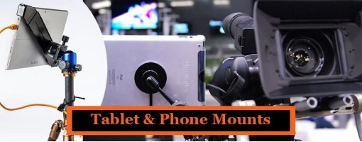 Tablet & Phone Mounts