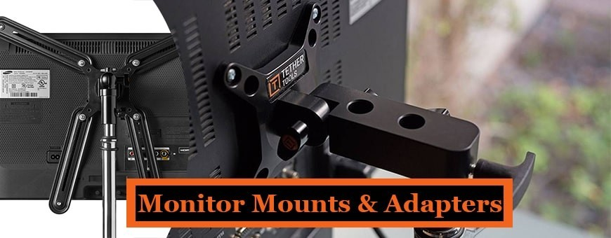 Monitor Mounts & Adapters