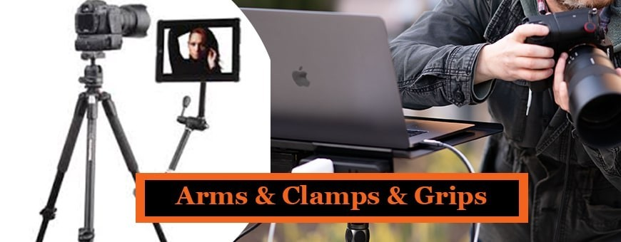 Arms & Clamps & Grips
