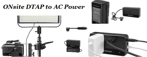 ONsite DTAP to AC Power - Never Running Out of Power
