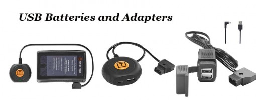 Buy USB Batteries & Adapters - Power & Charge USB Devices
