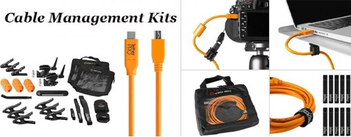 Buy Cable Management Kits - Organize your Tethering Setup