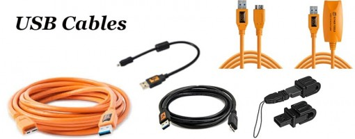 Tether Tools USB Cables - Streamline Your Connection