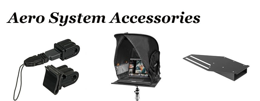 Tether Tools Aero System Accessories for Travel Cameras