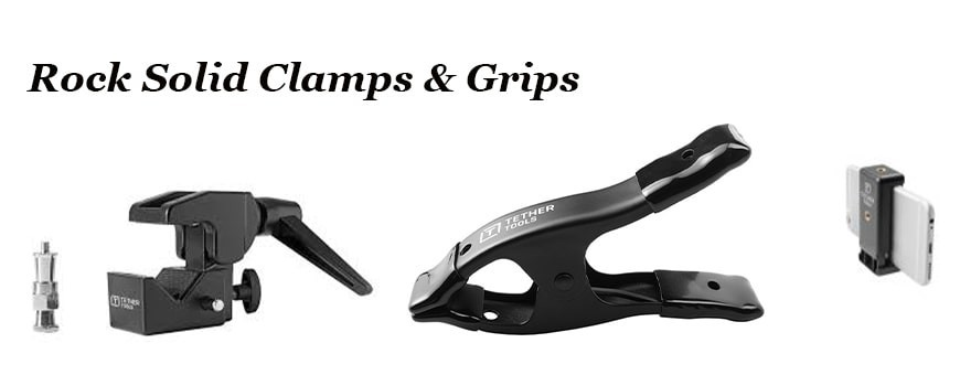 Rock Solid Clamps and Grips