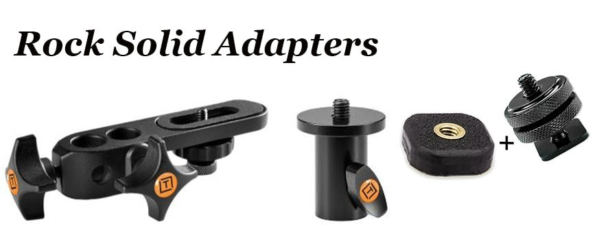 Rock Solid Adapters