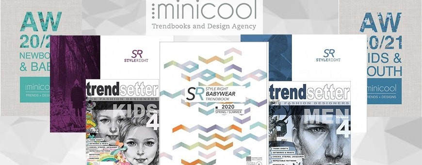 Logos & Graphics Trend Books | A/W & S/S Graphics Forecast | DVD Included