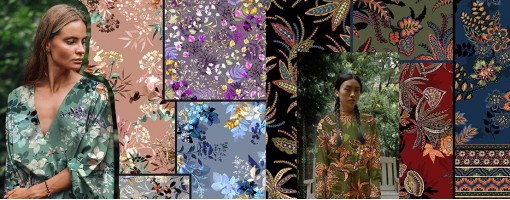 Design Books on Prints, Textures & Patterns