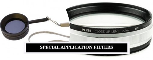 Special Applications Filters