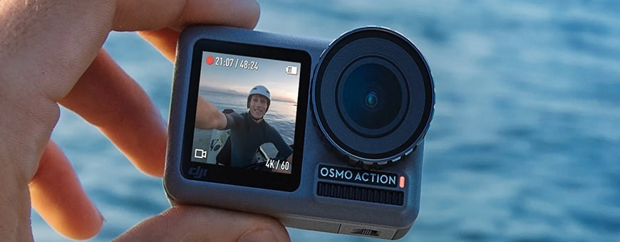 Explore DJI Action Camera & Osmo at Low Prices with Same Day Delivery