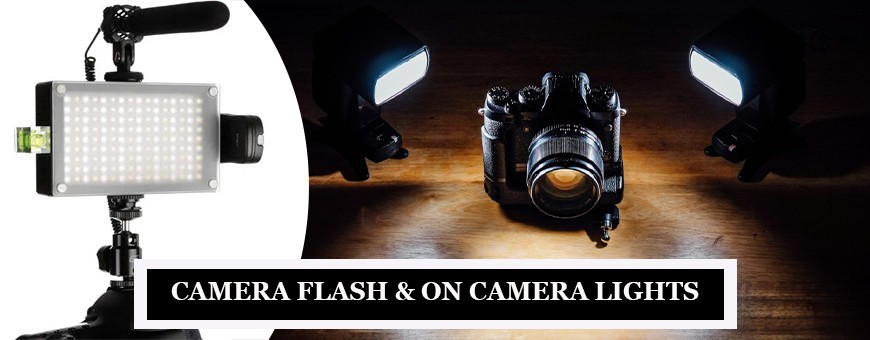 Buy top models of Flash photography lights from Design Info