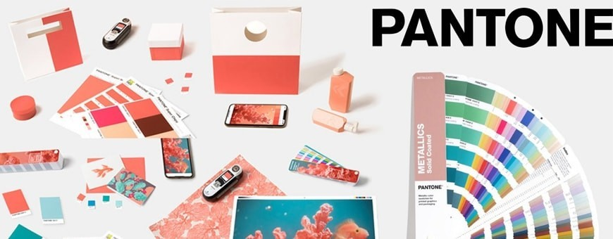 Buy Pantone Colour Books in India | Pantone Shade Card Dealer
