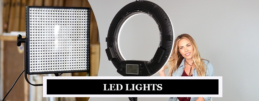 Buy LED Lights for Photography - Best Prices at Design Info
