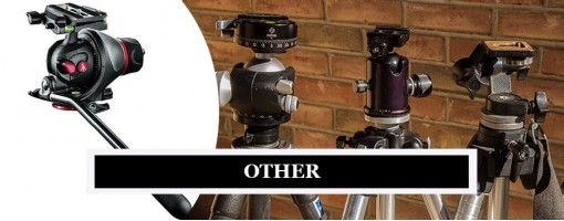 Other Tripod Heads by Manfrotto