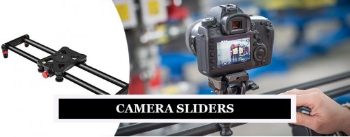 Photography Video Camera Sliders for Professionals