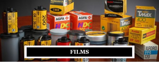 Photography Roll Films