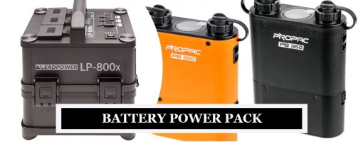 Battery Power Packs