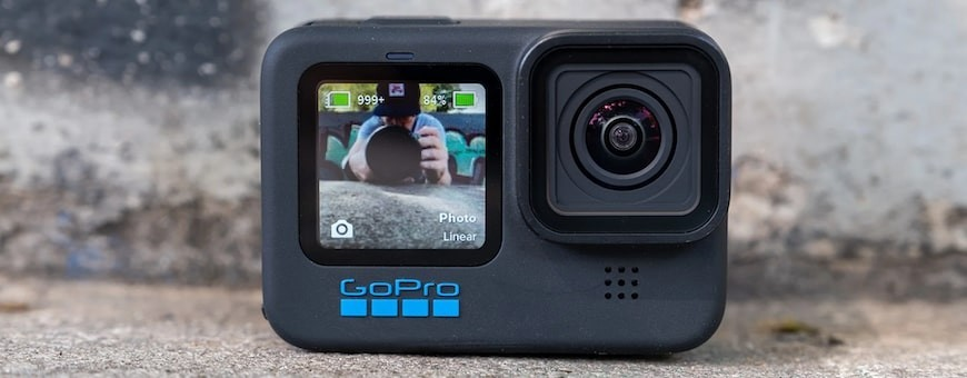 Gopro Action Cameras in India at Best Prices with Official Warranty