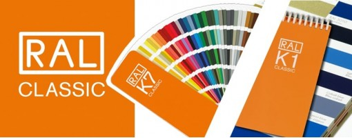 RAL Classics Colour Charts | K5, K7, K1 | Buy in India RAL Shades