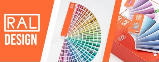 RAL Design Color Chart & Atlas Books