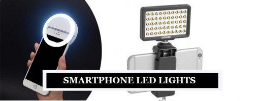 Smartphone LED Lights