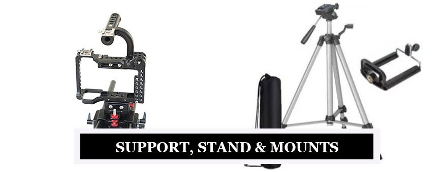 Support, Stands & Mounts