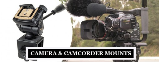 Photography Camera & Camcorder Mounts at Best Price in India