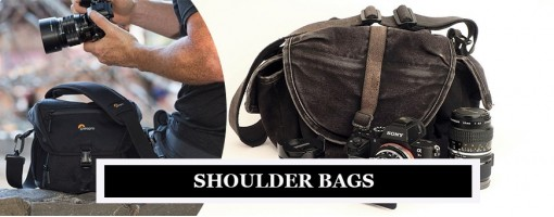 Best Camera Shoulder Bags | Photography Shoulder Bags for DSLRs