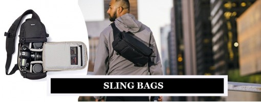 Camera Sling Bags | Photography Camera Slings