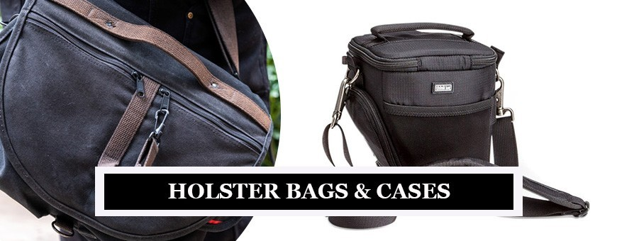 Holster Bags and Cases | Shoulder Holster Fashionable Bags for Photography