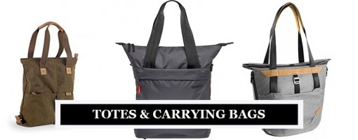 Camera Carrying Bag | Tote Bags for Camera & Lens | Design Info