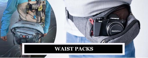 Best Camera Waist Pack | Buy Camera Waist Bag for Photography & Lens