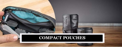 Compact Camera Pouches | Ultimate Gear Protection for Your Camera
