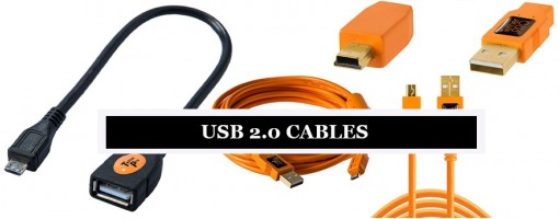 Fastest file transfer, Buy Tether Tools USB 2.0 Tethering Cables