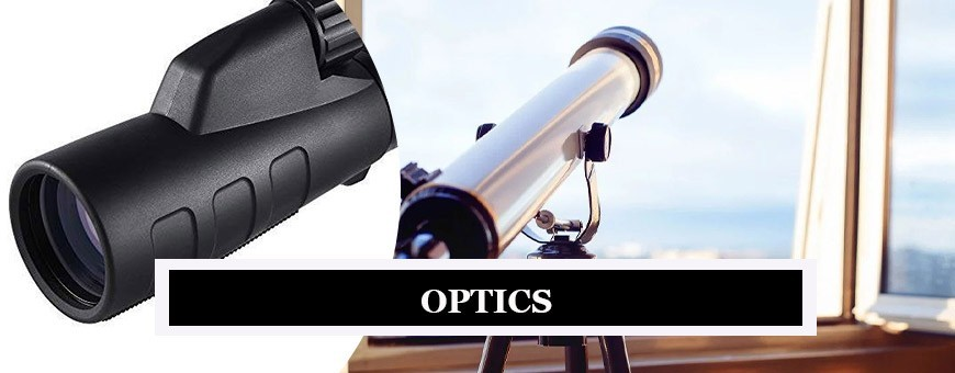 Optical Instruments | Optical Devices: Telescopes & Binocoluras