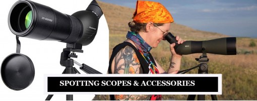 Best Spotting Scopes & Acessories for Foggy, Night Vision and Outdoor Activities