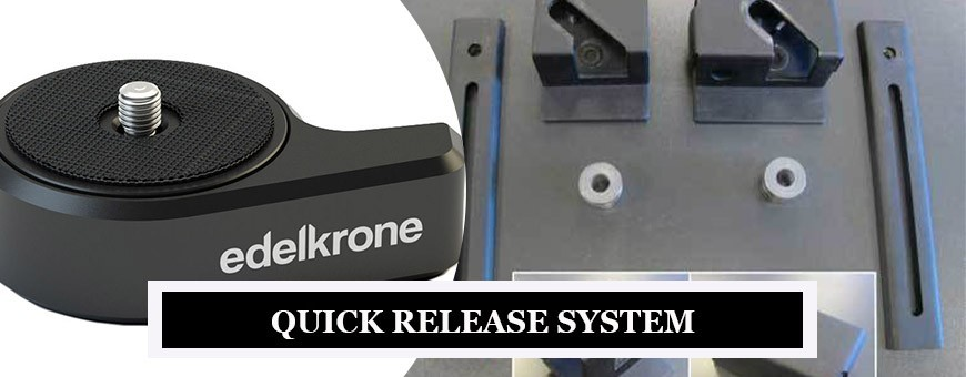 Best Manfrotto Quick Release Systems for Cameras | Manfrotto Base Plates & Adapters