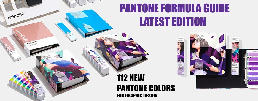 PMS Color Chart | Pantone Solid Colors Books