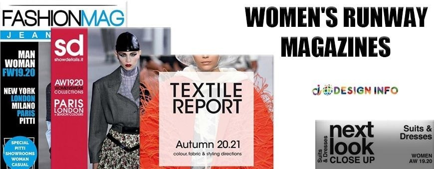 Fashion Magazines for Women Wear Garments & Styling