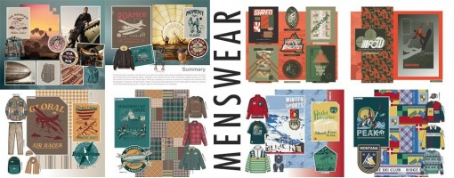 Menswear Graphics & Logos Design Books | Textiles & Fashion