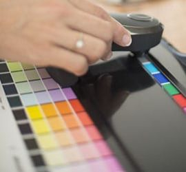 Printer Profiling  Help your printer deliver color exactly as it is displayed on your calibrated screen – matching it with the unique properties of your paper and ink. Create profiles to receive prints exactly as you expect them.